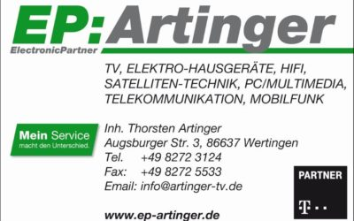 EP:Artinger